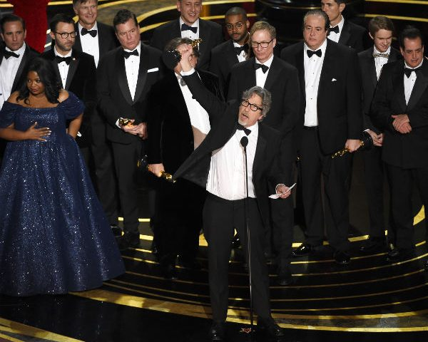 In an Upset, 'Green Book' Wins Best Picture at Oscars