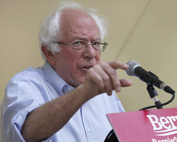 Bernie Sanders Raises $4 Million in Half a Day