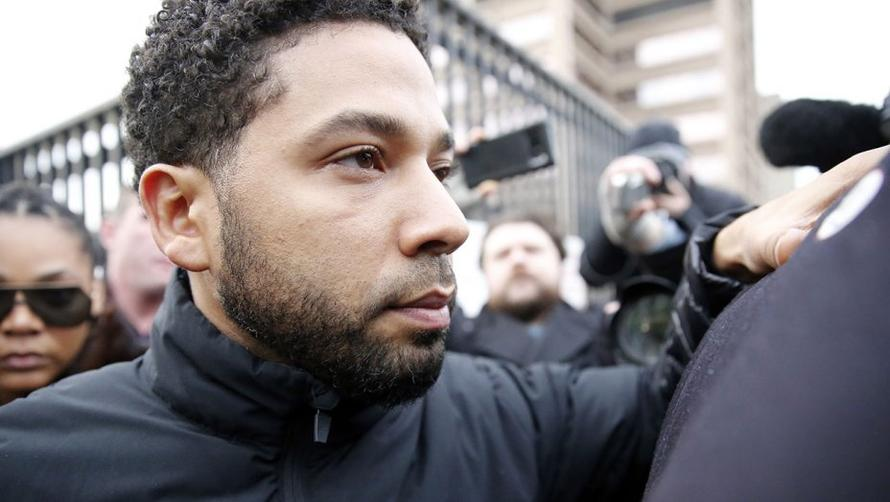 Smollett Cut From 'Empire' Episodes As Fox Changes Tune