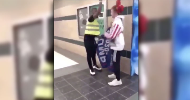 Video: Bully Attacks, Intimidates High School Trump Supporter For Wearing MAGA Hat