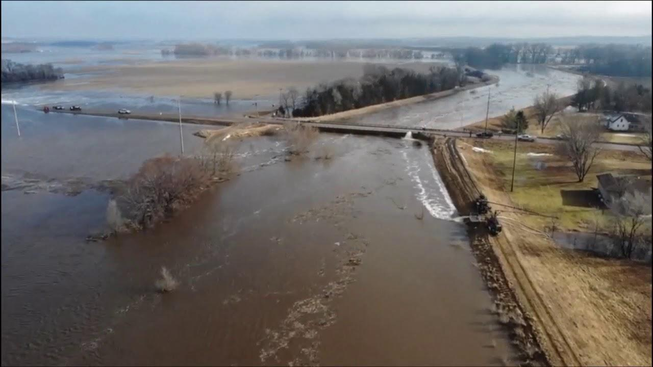 """Catastrophic Flooding In Midwest Could Last """"For Months"""", Threatens US Food Production"""