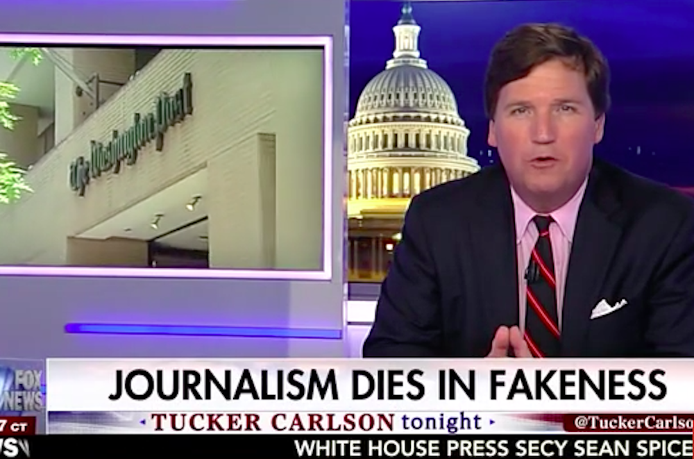 I'm A Liberal, And I've Learned A Ton From Watching Tucker Carlson's Show