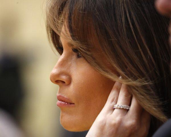 Melania Trump Recognizes Women of Courage Around the World