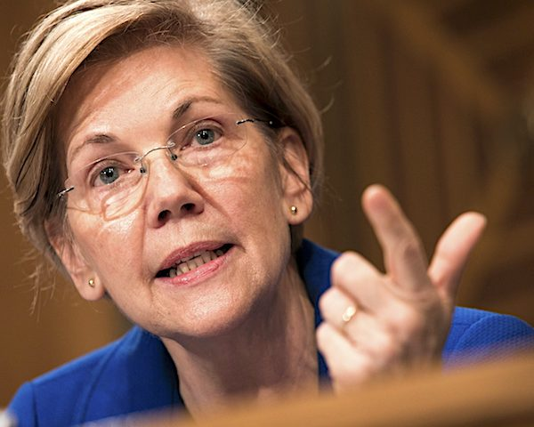 Facebook Restores Warren's Ads Aimed at Breaking Up Tech Giants