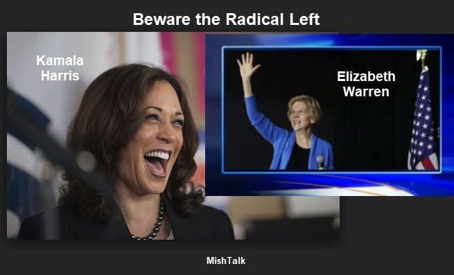 Electoral Suicide: Beware The Radical Left