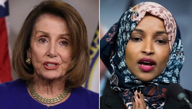 House Democrats Erupt In Closed-Door Chaos As Party Fractures Over Anti-Semitism Rebuke