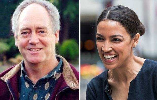 "Greenpeace Co-Founder Rips ""Pompous Little Twit"" Ocasio-Cortez As ""Garden-Variety Hypocrite"" On Climate"