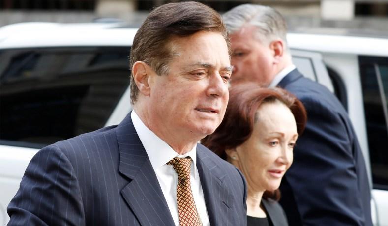 Mueller's Manafort Scam: 4 Years In The Slammer For Helping Ukraine Against Russia!
