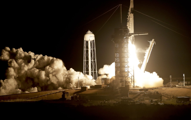 """Major Milestone In U.S. History"": Falcon 9 Crew Launch Marks Huge Win for Musk, SpaceX"