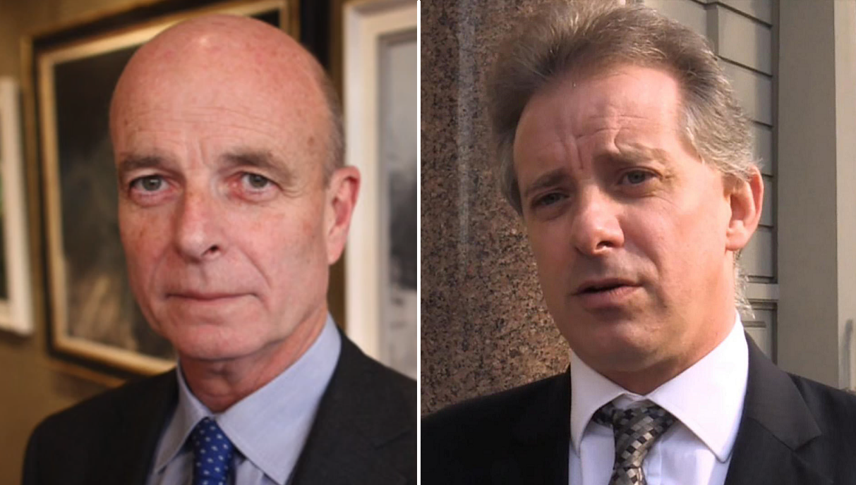 "Christopher Steele's Former MI6 Boss Calls Dossier ""Overrated"""