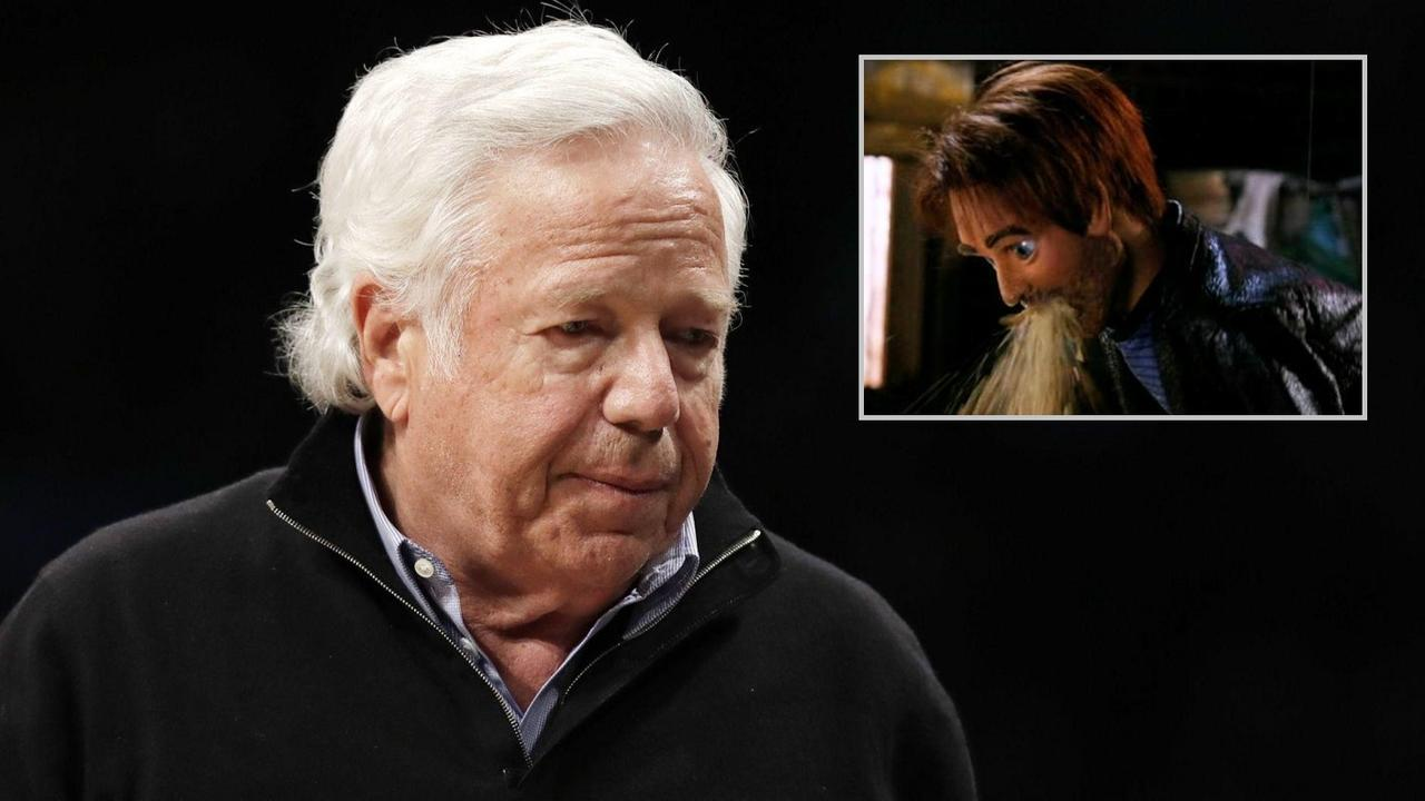 Robert Kraft Sex Tape Leaks