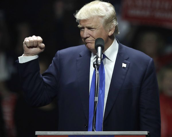 Trump Predicts GOP Will Regain House, Warns of Election Fraud