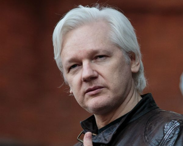 Ecuador Denies It Will Imminently Expel Assange from Embassy
