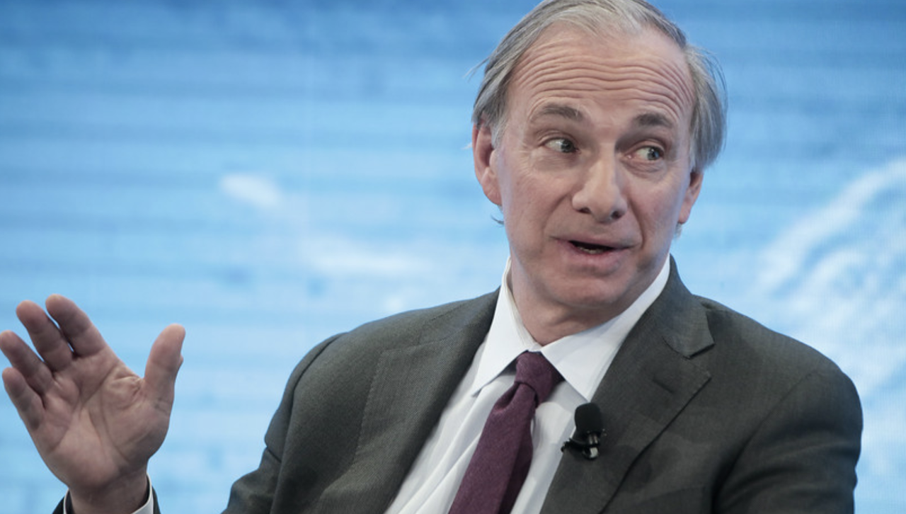 Ray Dalio Gives $100 Million To Connecticut Schools After Publishing His 'Capitalist Manifesto'