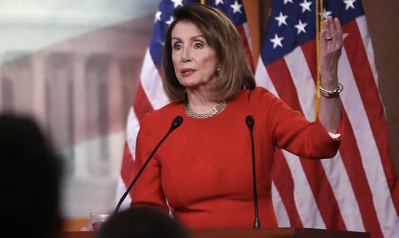 Dems Facing Crisis As Pelosi Pleads To Pass On Trump Impeachment