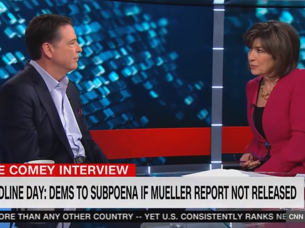 Christiane Amanpour: 'Lock Her Up' Is 'Hate Speech' The FBI Should 'Shut Down'