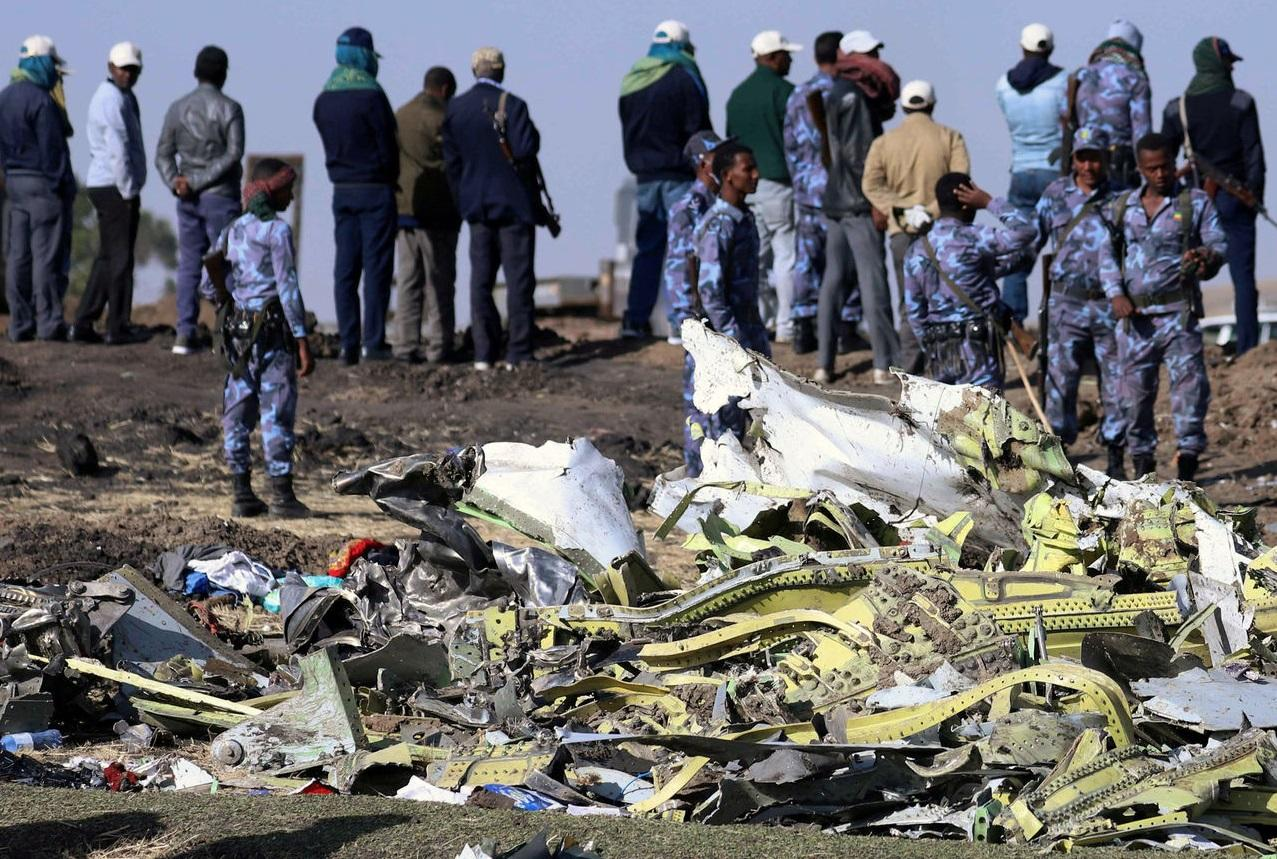 """Pitch Up, Pitch Up!"": Black Box From Doomed Ethiopian 737 Reveals Desperate Struggle To Control Plane"