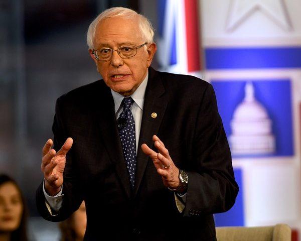 Bernie Sanders Warns Dems to Avoid Anti-Trump Focus or 'We Lose' 2020