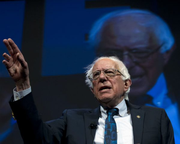 Bernie Sanders' Campaign Brings in $18.2M in First Quarter