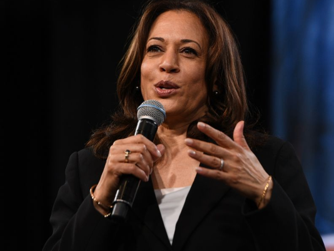 Kamala Harris Rages At McDonald's Low Pay As Democrats Scramble For Union Support