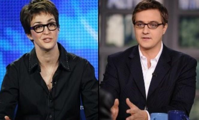"""Tucker Carlson Slams MSNBC's Chris Hayes: """"What Every Man Would Be If Feminists Had Absolute Power"""""""