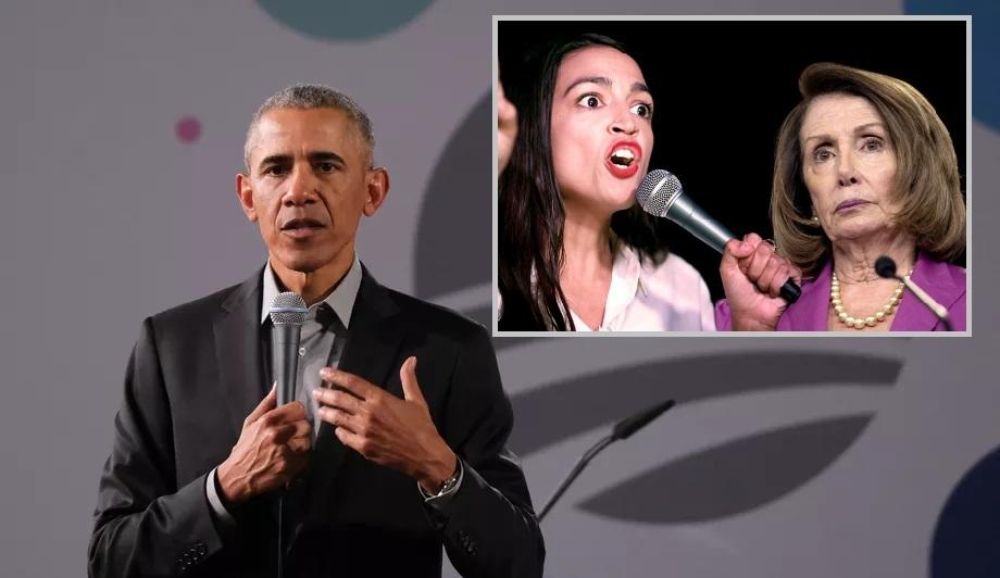 "Obama DecriesFractured Democratic Party's ""Circular Firing Squad"""