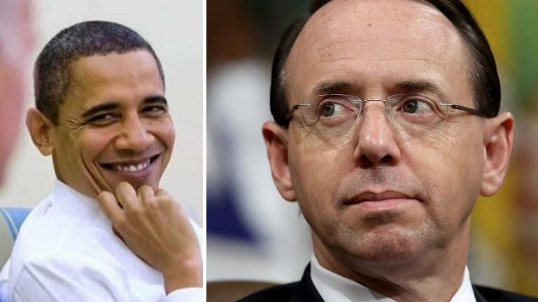 "Rosenstein Slams Obama, ""Selective Leaking"" Of Classified Information"