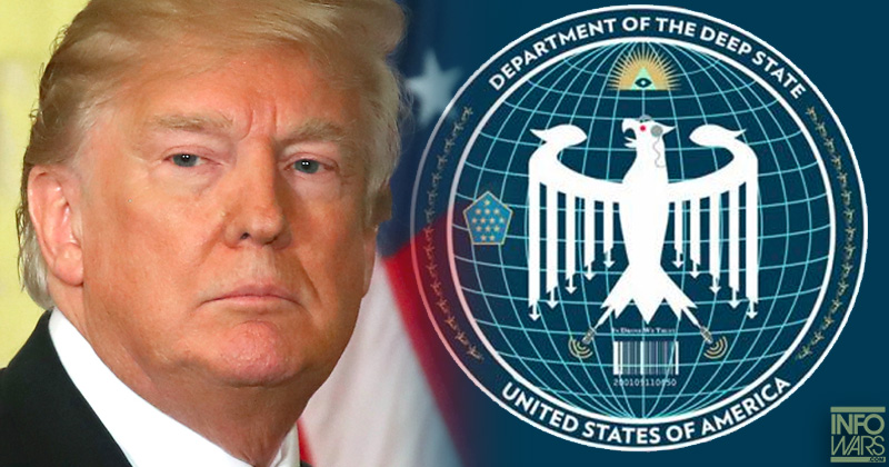 WORLD EXCLUSIVE: Trump Plans to Prosecute Hundreds of Deep Staters in 2019