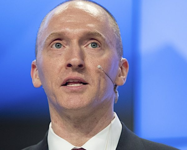Carter Page: No Russians Asked Me to Do 'Anything Illegal, Illicit'