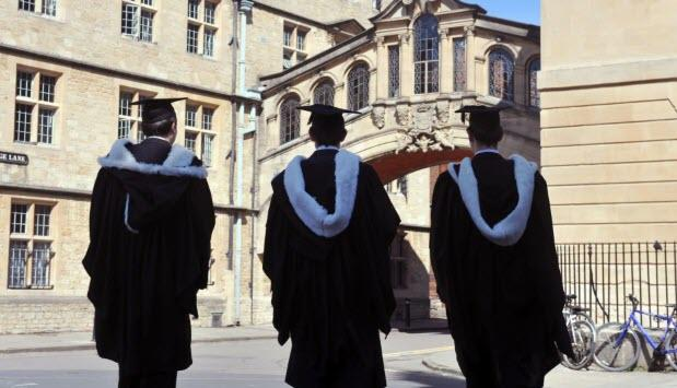 Oxford University Dumbs-Down Admissions Process For 'Disadvantaged' Applicants