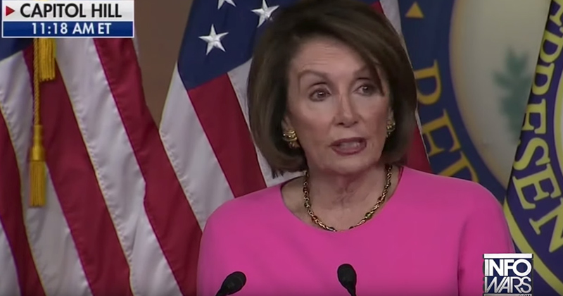 See Proof Nancy Pelosi Can't Talk