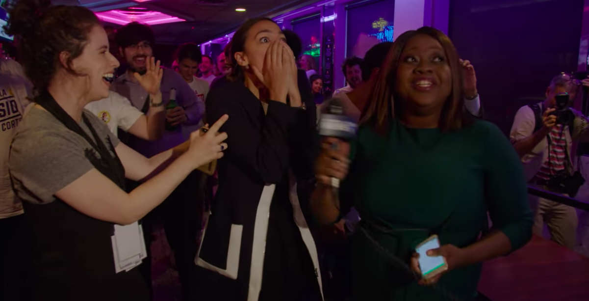 Netflix Documentary Featuring AOC Celebrates Underdogs — If They're Democrats