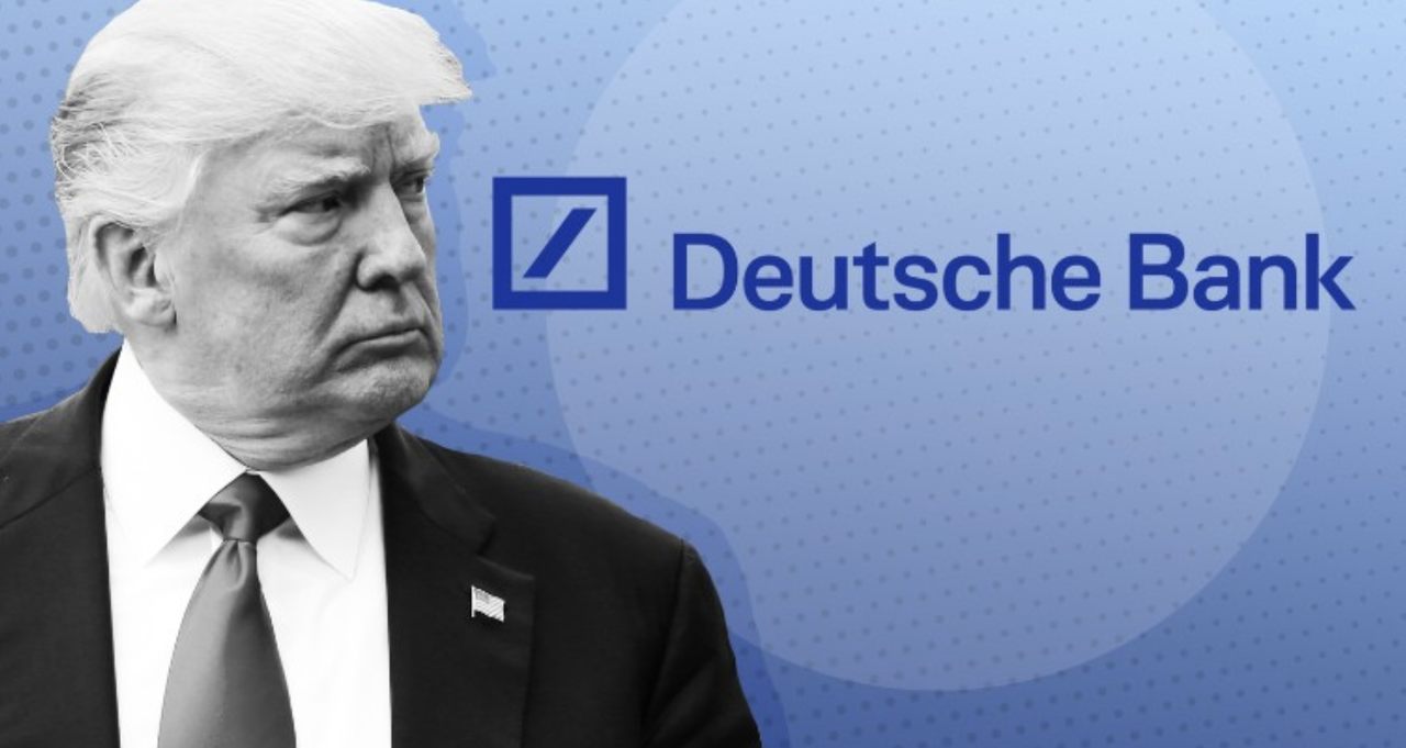 Trump Sues To Stop Deutsche Bank Handing Records To Maxine Waters & Adam Schiff