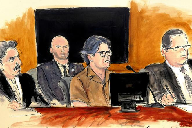 NXIVM: Graphic Details Of Sex-Slaves And Pedophilia Heard As Raniere Trial Gets Underway