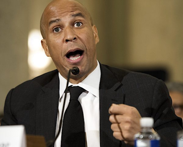 Booker Urges Dems on 'Larger Fight' to Cut Prison Population