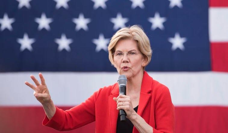 Elizabeth Warren Demands Reparations For Gay And Lesbian Couples