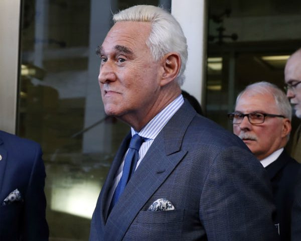 Report: DOJ Seeks Google Data in Roger Stone Probe