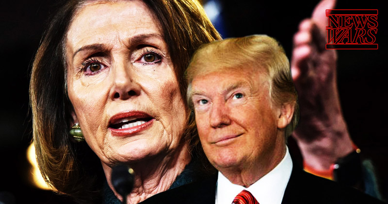 "Pelosi: Impeaching Trump ""About Patriotism To Our Country"""