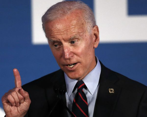 Biden Flips Again: 'We Need to Get Tough With China'