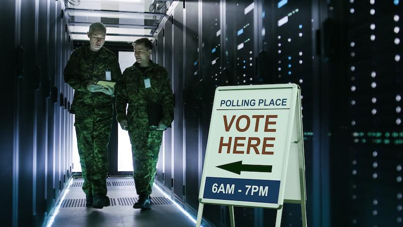 Are Microsoft & The Pentagon Quietly Hijacking US Elections?
