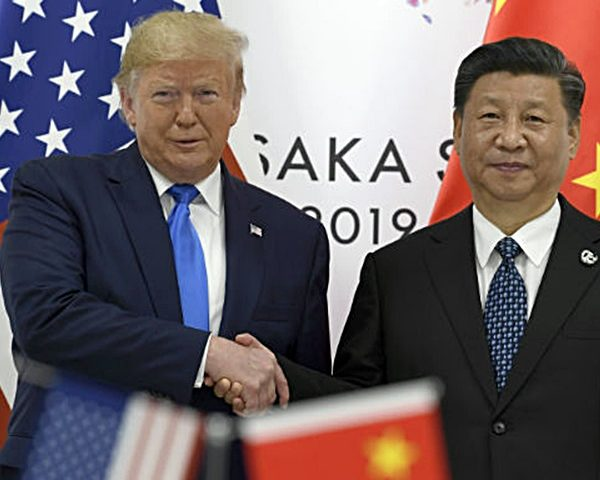 Trump: China Trade Talks 'Back on Track,' New Tariffs on Hold