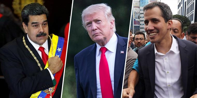 'Frustrated' Trump Sours On Venezuela Regime Change After Bolton 'Got Played'