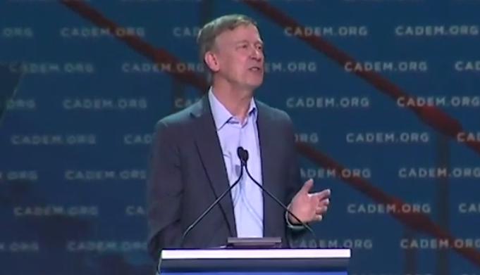 Democrats Boo Hickenlooper For Saying Socialism 'Not The Answer'