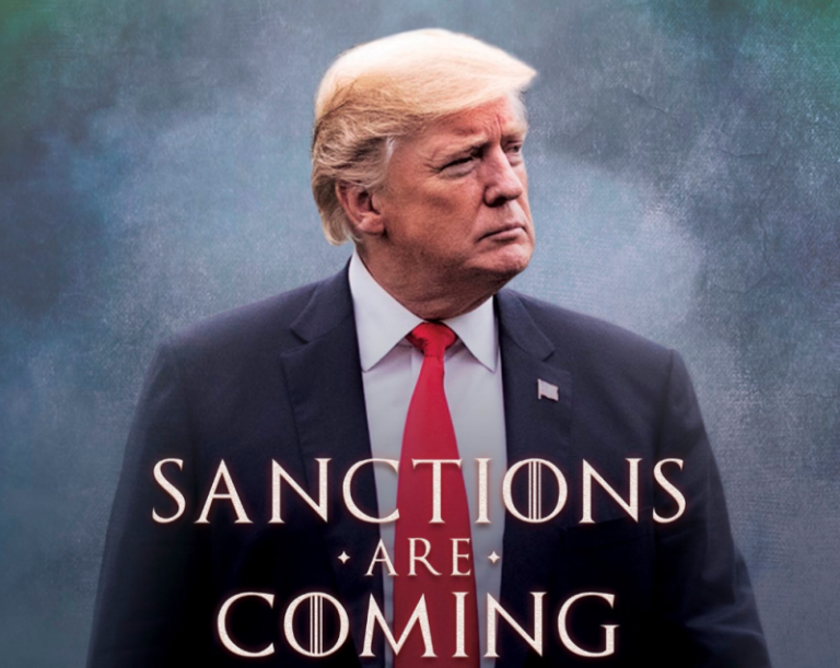 "Trump: ""Major Additional Sanctions"" Coming For Iran Monday"