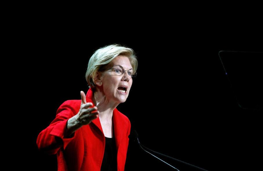 "Liz Warren Unveils ""Economic Patriotism"" Plan: Calls For Aggressive Market Interventions, Active Dollar Management"