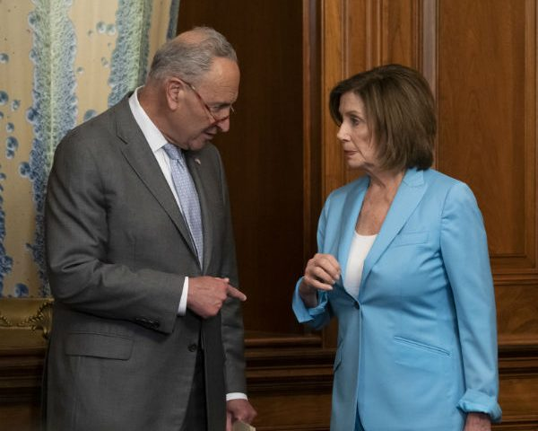 Border Aid Bill Squabble Created Pelosi-Schumer Rift