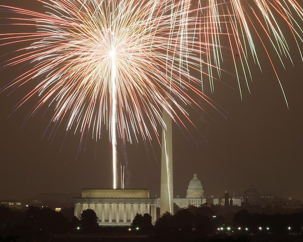 Report: MSNBC Won't Air Trump's July 4 Celebration