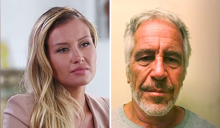 Epstein Accused Of Forcibly Raping 15-Year-Old In New Docs Filed Day Before Mysterious Prison Injury