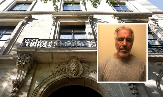 Epstein Begs Judge For House Arrest At $77 Million, 21K Sqft Mansion With 'Artificial Eyeball Wall'