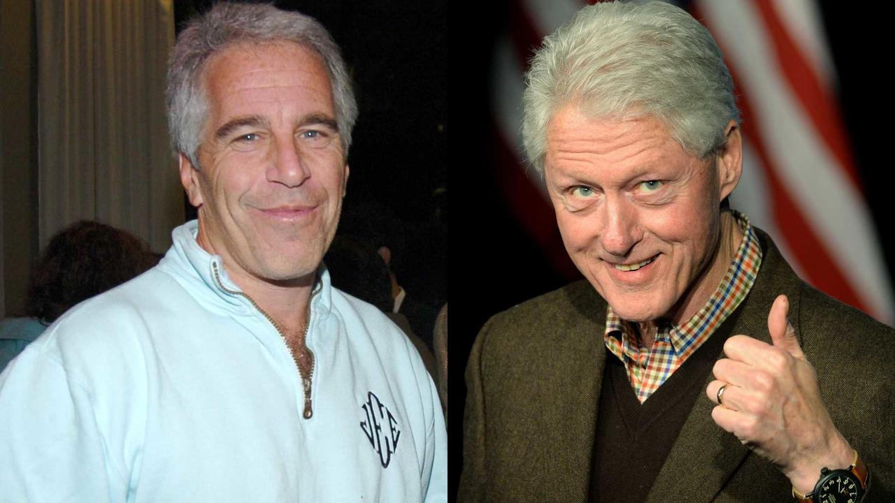 Epstein Visited Clinton White House Multiple Times In The 1990s